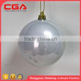 china factory produce High Quality Wooden Christmas Decoration hot seller design supply a plastic ball