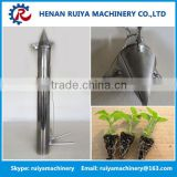 Hand vegetable seed planters / seedling transplanter