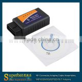Auto Scan tool OBDII ELM327 OBD-II Bluetooth 1.4 version