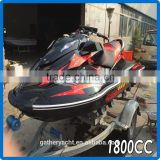 Gather jet ski factory new design 1800cc jet ski for sale