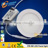 PIR Motion Sensor LED Ceiling panel Light For Corridor,Stairs,Depot, Bathroom,Toilet,Children