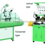 Vacuum Automatic vertical and horizontal type 3 knife rubber trimming machine/rubber trinning tool