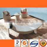 HL2014 Good quality lounge for garden set outdoor sun lounger beach furniture