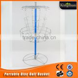 cheapest professional portable disc golf basket wholesale supplier with best quality