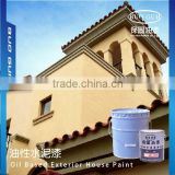 (SOLVENT BESED)DECO PAINT EXTERIOR PAINT THICK COATING DESCRIPTION OF BUILDING MATERIALS