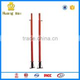 JINGAO High Performance Inground Badminton Net Post For Backyard