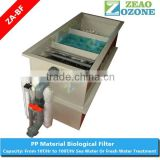 Fish farming system aquarium water filter