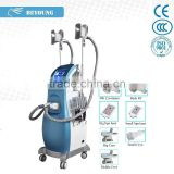 CR-68A 3 in 1 velashape vacuum roller massage cryo vacuum body lose weight laser fat dissolving device