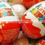 KINDER SURPRISE CHOCOLATE EGGS (72 PC X 144 CASES )