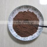 best price of alkalized cocoa powder for chocolate and biscuit Fat 10-12%