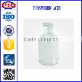 High purity phosphoric acid factory price