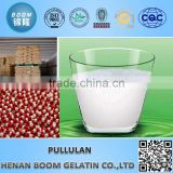 high quality white powder pullulan for capsules