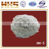 High quality basic refractory ramming mass magnesia sand for basic metal manganese steel smelting