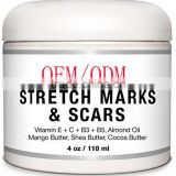 Private label Stretch Marks & Scar Removal Cream