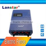 Six wire intelligent perimeter security electric fence energiser for home&garden alarm system