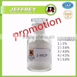 FAO standard quality 1% 3.6% 4.0% 4.5% 5.0% fresh keeping 1-methylcyclopropene/1-mcp