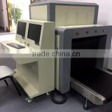 Smart x-ray baggage scanner used in airport with best price