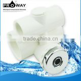 Manufacturing Bathroom Accessories Whirlpool Massage ABS Material Bathtub Whirlpool Spray Jet Water Jet Nozzle
