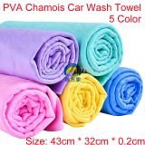 PVA synthetical chamois towel