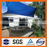 100% HDPE Material UV Block 5 years outdoor appilication Sun Shade Net fabric,Blue color breathable fabric with many colors