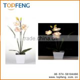 LED Flowers light/flower vase light/led flower vase light/Flower light/Flower light with vase/decorative flower light
