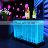 useful lighted acrylic display case reception desk