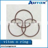 colored different soft silicone o ring/ colored viton o ring/teflon o ring