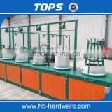 Tops copper wire drawing machine price
