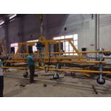 Electric glass handling and lifting equipment customization