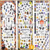 16.2*12.8 CM Paper Water Transfer Nail Art Stickers Decals