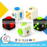 Mini magic fidget puzzles marble cube anti stress for adults