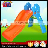2016 Newest plastic children playground slide funny indoor outdoor play toys