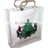 CHRISTMAS TREE BAG WITH CANE HANDLE