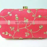 Pink Fancy Clutch