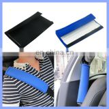 26cm Long Cotton Material LOGO Customization Universal Seatbelt Shoulder Pad Protector