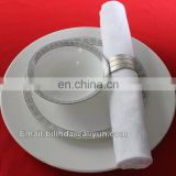 hotel wedding 100% cotton napkin for banquet