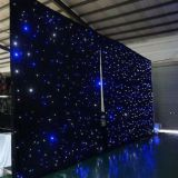 led star curtain for stage home party decoration  stage backdrop
