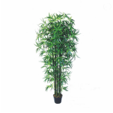 Landscape artificial bamboo tree cheap bamboo bonsai for decoration plant