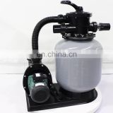 Low Price Water Faery Brand Swimming Pool And Spa Filter Water Pump Combo
