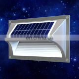 Exterior Up And Down Garden Solar Led Wall Lamp Manufacturer