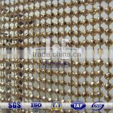 Hot Selling Decorative Aluminium Alloy Bead Curtain
