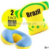 The 2014 World Cup souvenirs Brazil Spain Argentina Germany Jersey Shirt pillow pillow