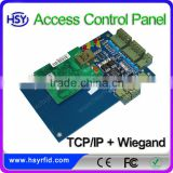 Http web server door control board network wiegand tcp/ip access control panel                                                                                                         Supplier's Choice