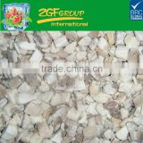 Chinese IQF Frozen Oyster Mushroom pieces
