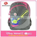 Hot Sale Stylish Professional Design fashionable Backpack Bags with Full Lining for High School for Girls