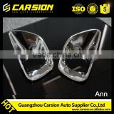 Front Fog light Cover Fog lamp Cover Exterior Accessories For Jeep Grand Cherokee 11+ auto accessories from carsion