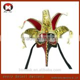 Beautiful Venice Mask, Colorful Halloween Mask, Party Mask For Fun, Wholesale Long Nose Mask