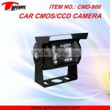 CMD-900 Sony CCD truck reverse camera 24V with night vision and waterproof with 18 led, with MIC optional