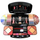 Wholesale High quality OEM popular shine and matte Eye Use and Mineral Ingredient eye shadow kit