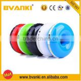 Brand new Active mini size 37x96mm round Bluetooth speaker available distance up to 10m for Mobile phone, Computer, Tablet,etc